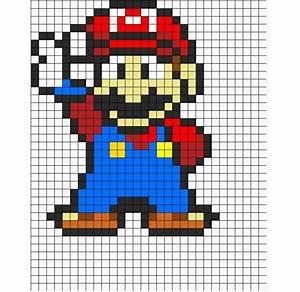 Bügelperlen Super Mario : buegelperlen vorlagen kostenlos super mario videospiel held b gelperlen pinterest b gel ~ Eleganceandgraceweddings.com Haus und Dekorationen
