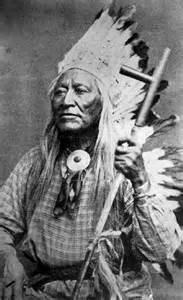 Chief Washakie Shoshone Indians