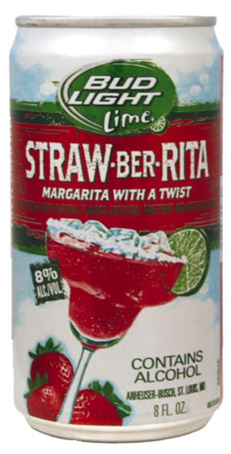 bud light ritas bud light lime straw ber