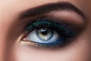 Apprendre A Se Maquiller Les Yeux : maquiller les yeux verts ne plus se tromper la loge beaut maquillage ~ Nature-et-papiers.com Idées de Décoration