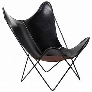 Hardoy Butterfly Chair : leather butterfly chair by jorge ferrari hardoy for knoll for sale at 1stdibs ~ Sanjose-hotels-ca.com Haus und Dekorationen