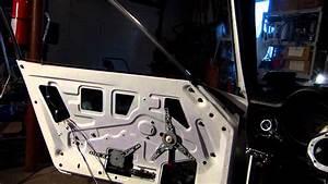 Datsun 240z Power Window And Door Lock Demonstration