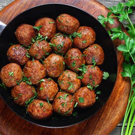 cuisiner des boulettes de boeuf recette boulettes de boeuf à l 39 orientale