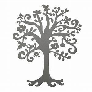 Arbre De Vie Deco : arbre de vie mural fleurs porte photos porte bijoux michele bonte ~ Teatrodelosmanantiales.com Idées de Décoration