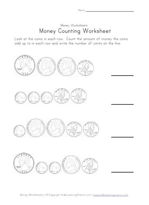 who gets the money worksheet counting and coloring money worksheets ideal with this