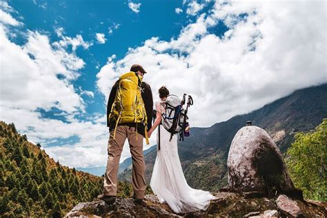 craziest  oddest places   married