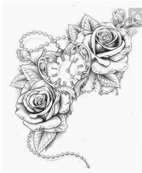 pin  laura bellemore  tattoos tattoos rose tattoos  tattoos