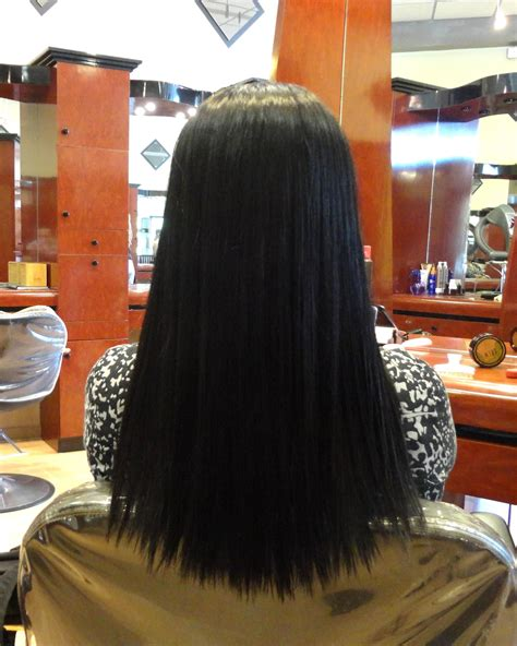 Highly Experienced In Japanese Hair Straightening
