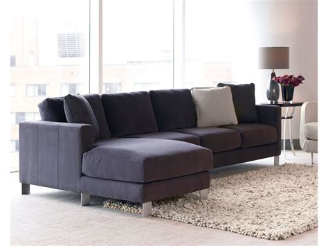 American Leather American Upholstery by American Leather Living Room Alessandro Sectional