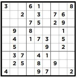 daily sudoku by krazydad