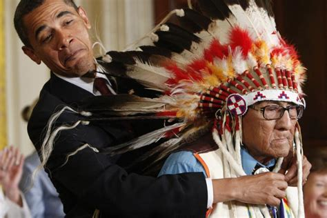 native american youth  obama  announce generation
