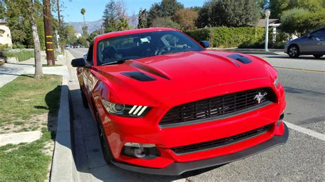 2016 Ford Mustang Gt California Edition