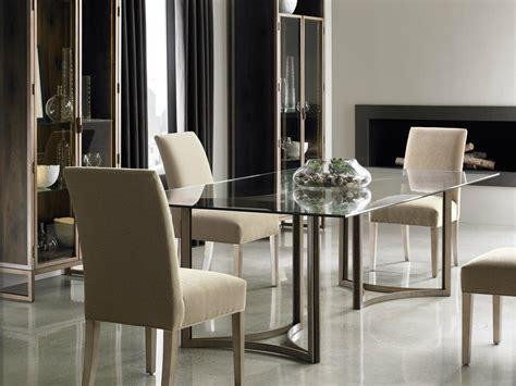 crafter pcs modern dining room furniture  rectangular