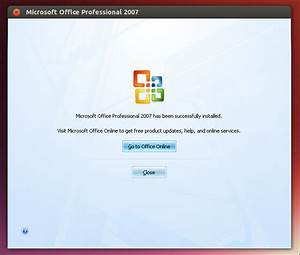 how to install microsoft office on linux With install microsoft word