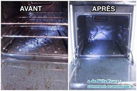 comment nettoyer votre four sans utiliser de produit chimique
