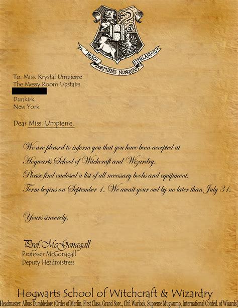 hogwarts acceptance letter template  commercewordpress