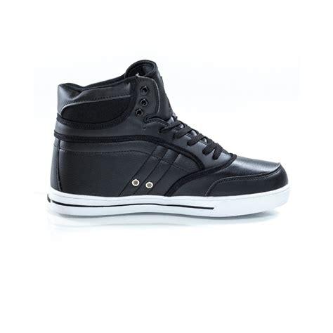Basket Tendance Homme Chaussures Et Baskets Basket Homme Tendance Et Fashion Noires Montantes Blz
