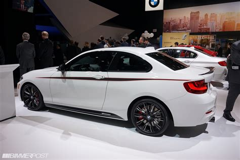 Detroit 2018 Bmw M235i Convertible And 2 Series M