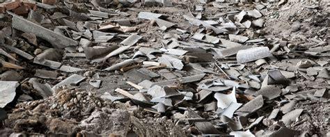 asbestos dumping     call  professional