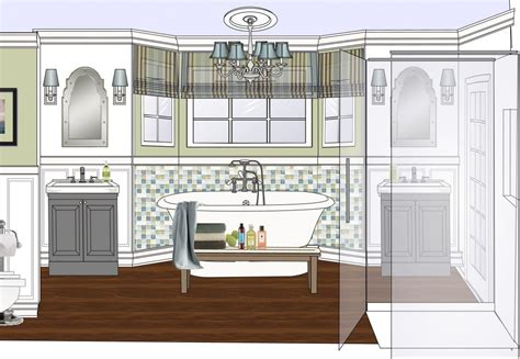 Free 3d Bathroom Design Software by Bathroom Layout Planner And Installing Cookwithalocal