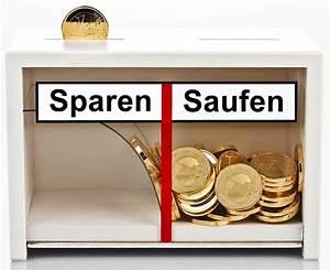 Geschenke Verpacken Lustig : spardose sparen saufen als lustiges geldgeschenk ~ Frokenaadalensverden.com Haus und Dekorationen