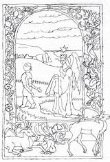Coloring Pages Wiccan Printable Splendor Solis Current Am Witch Coloringhome Magical sketch template