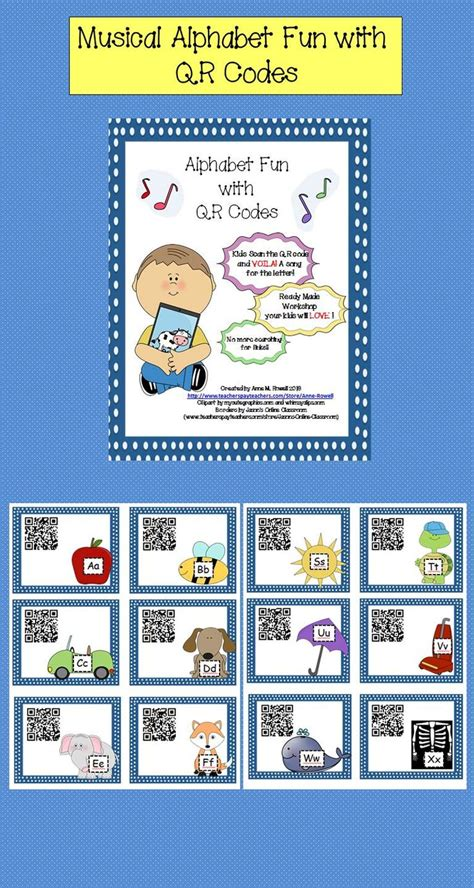 Best Coloring Qr Codes by 17 Best Images About Alphabet Activities On