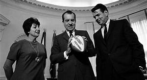How Nixon Turned Football into a Political Weapon ...