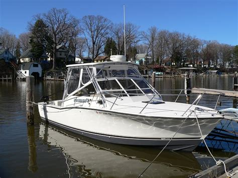 Boat Trader Carolina Classic 28 by 2003 Carolina Classic 28 Reduced The Hull