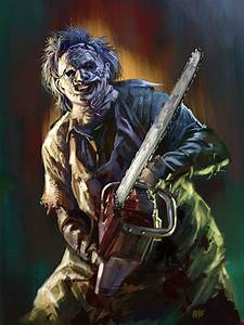 13 NoH Day 12 Leatherface by Grimbro on DeviantArt