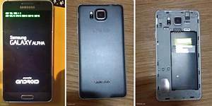 Reported Photos Of Samsung Galaxy Alpha Leaked  Show Off
