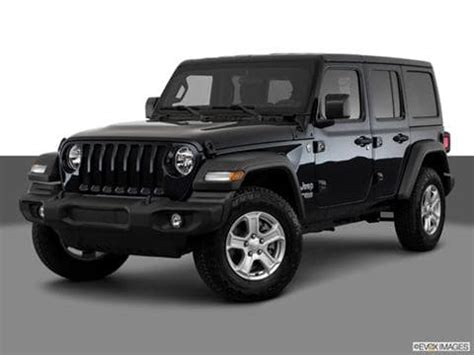 Jeep Wrangler Unlimited Mpg by Jeep Wrangler Unlimited Pricing Ratings Reviews