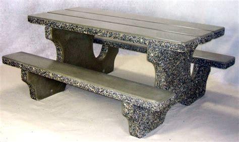 precast concrete picnic tables urban commando picnic table dominion precast
