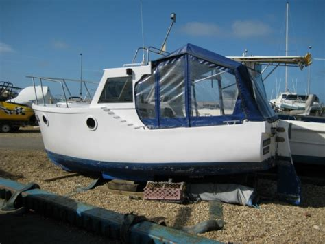 Fishing Boats For Sale Weymouth by Boat For Sale Colvic 20 Weymouth Cove Yachts