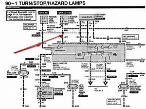Have A 93 E350 Bus  Hazards And Turn Signals Don U0026 39 T Work  No Power To The Electronic