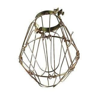 Small Wire Lamp Guard Bulb Cage Adjustable