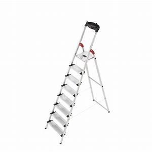 Leiter 8 Stufen : marchepieds escamotables hailo alu leiter 8 stufen 8508 ~ Watch28wear.com Haus und Dekorationen