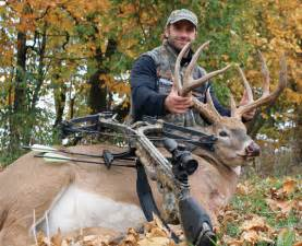Bow Hunting with a Crossbow