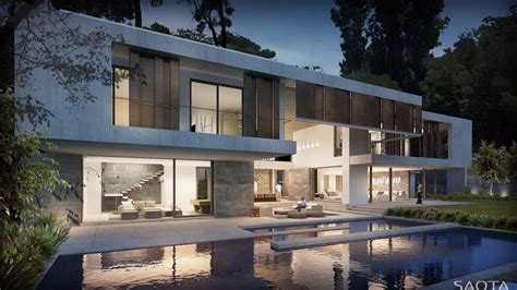 Home Design Architects : Saota Architects Top Fascinating Dream Houses From Saota