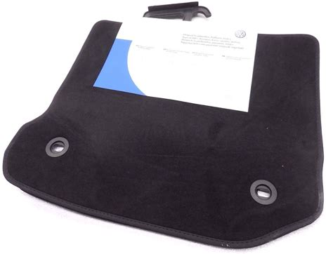 vw jetta floor mats 2003 new oem 2003 2012 vw golf gti r32 jetta rear black carpet