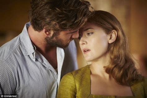 liam hemsworth talks about doing steamy sex scenes with