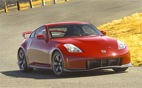 2008 Nissan 350z Nismo Widescreen Exotic Car Picture 07