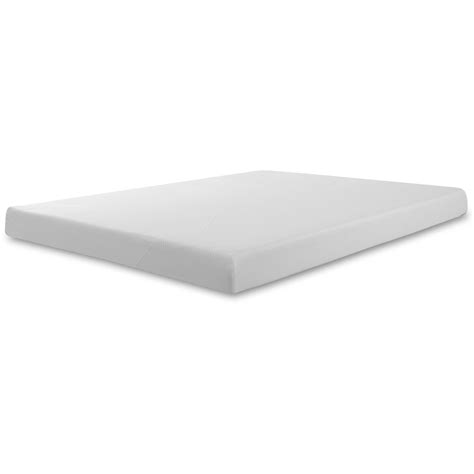 Size Memory Foam Mattress by Spa Sensation 6 Memory Foam Mattress Xl