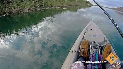 Bass Watermanatwork Water Fishing Largemouth Extreme River