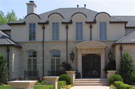 Winfield Kansas Limestone  Traditional  Exterior