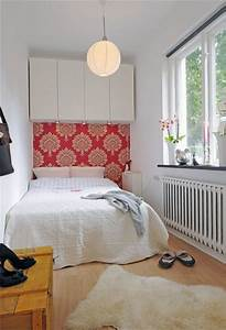 40, Small, Bedrooms, Design, Ideas, Meant, To, Beautify, And, Enlargen, Your, Small, Home