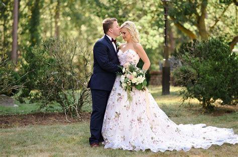 Romantic Backyard Wedding Inspiration
