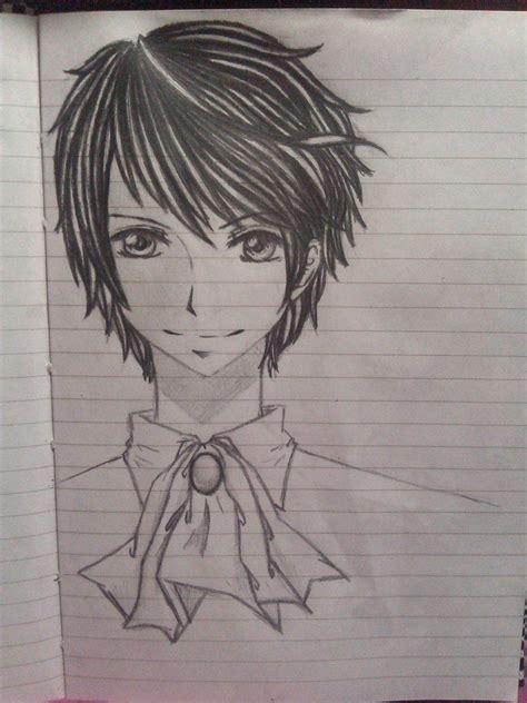 anime pencil drawing drawings art gallery