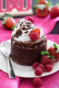 molten lava protein mug cake thebestdessertrecipes