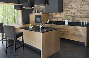banc de pierre pour jardin 9 idee de deco cuisine zen With idee deco cuisine avec cuisine Équipée contemporaine